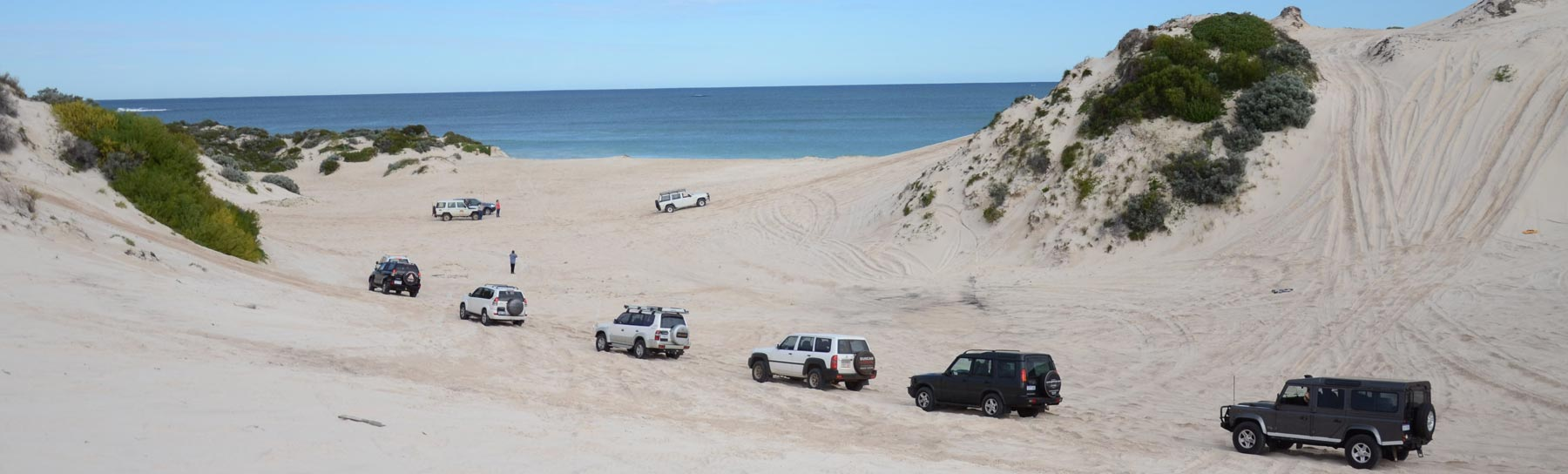 Learn to 4WD Safely and Responsibly in your own vehicle – bring your family and friends.