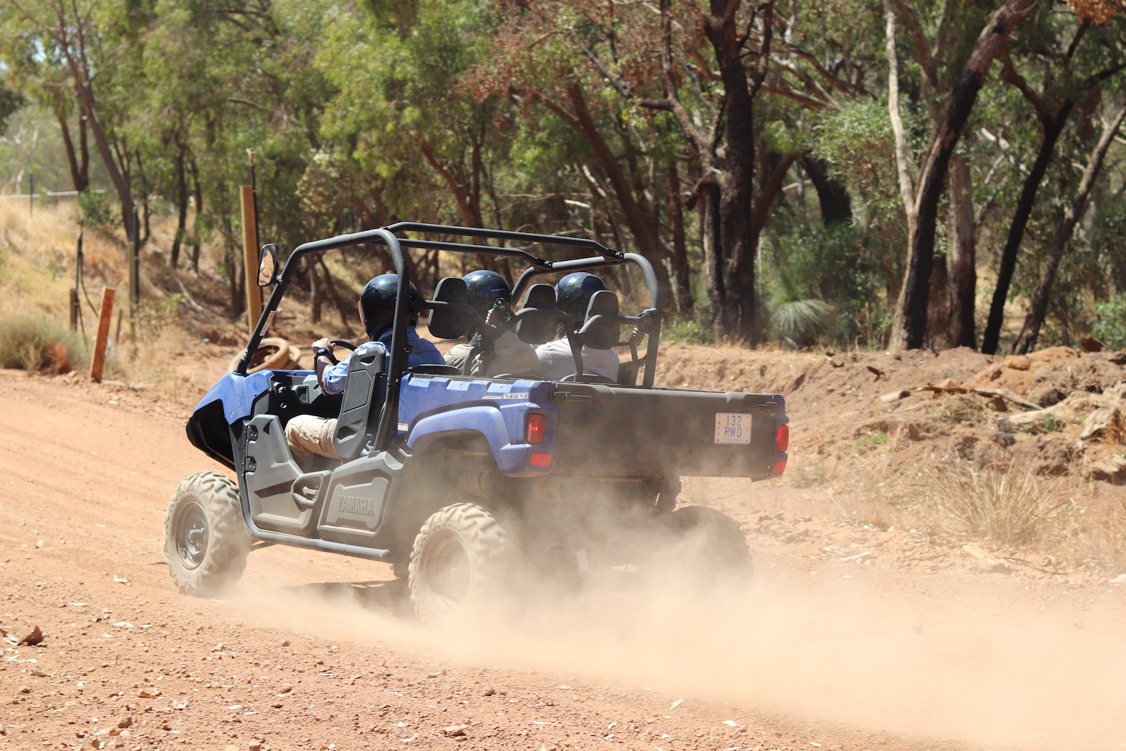 Nationally recognised Quad bike and Side by Side Training - Eureka