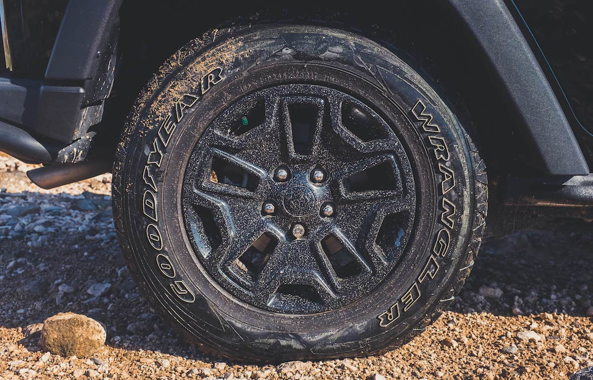 Let's Talk Tyres