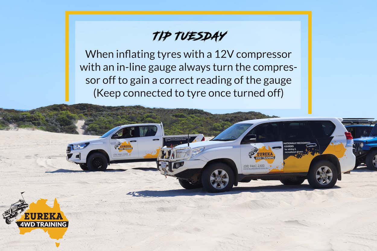 4WD Tips and Advice – from Eureka 4WD Training