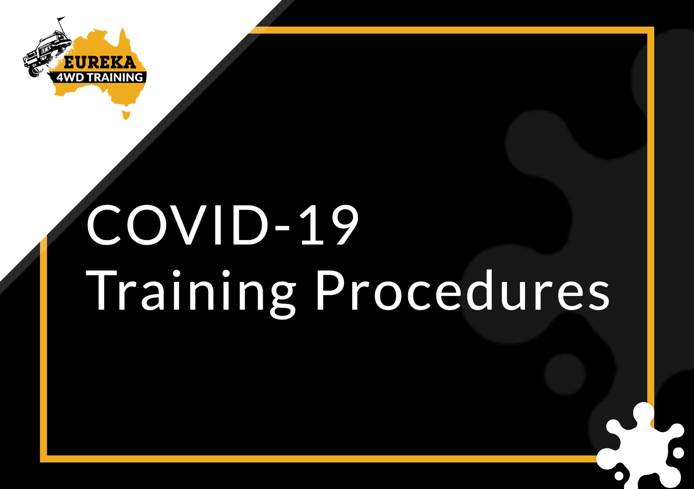 COVID-19 Training Procedures