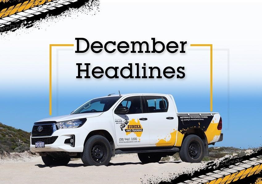 December Headlines