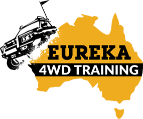 The official logo of Eureka 4WD Training Perth.