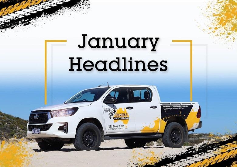 January Headlines
