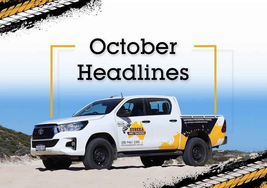 October Headlines