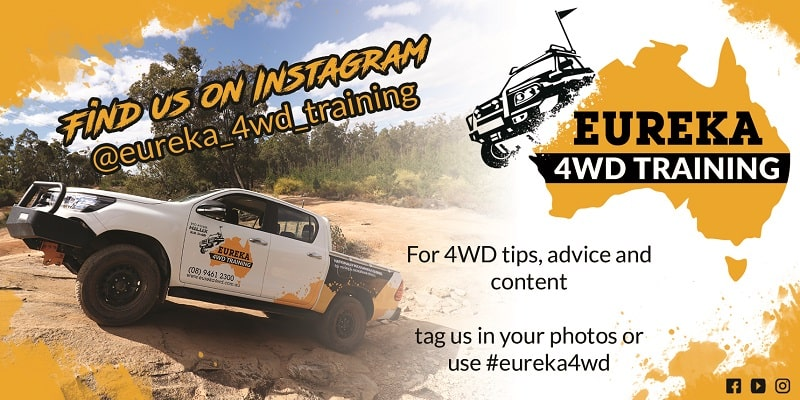 Eureka 4WD Is On Instagram