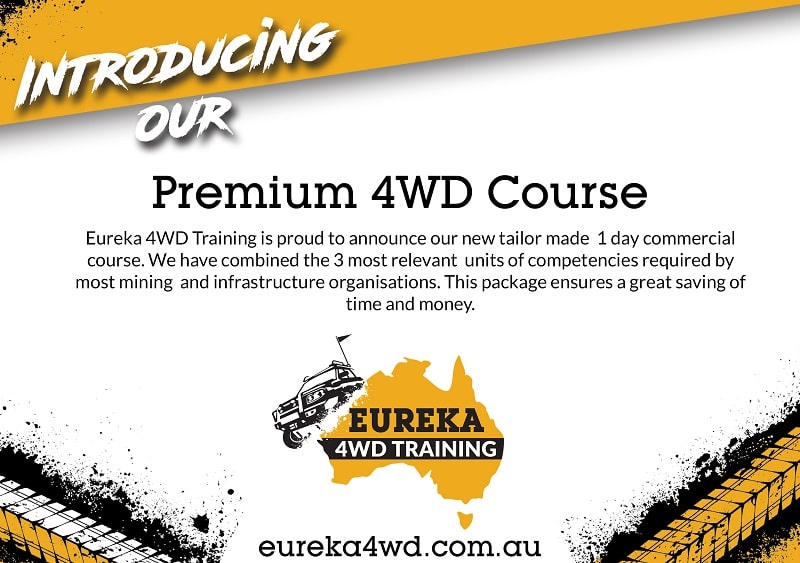 Introducing Our Premium 4WD Course