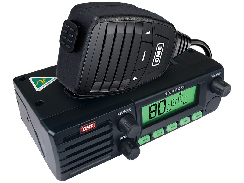 The Correct Use Of UHF Radios