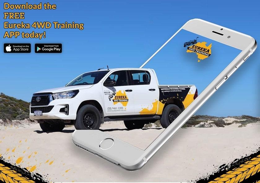 Eureka 4WD Training App